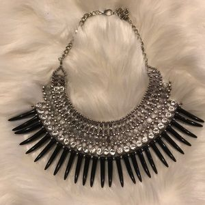 The gorgeous necklace